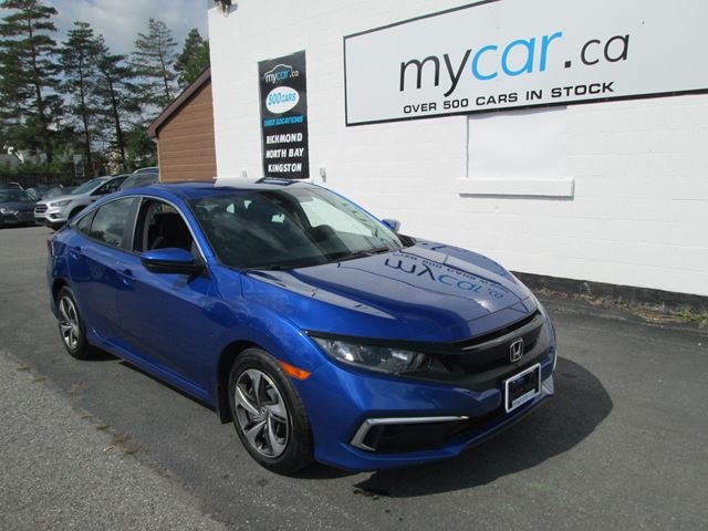 My Car North Bay >> 2019 Honda Civic Lx Heated Seats Backup Cam Mycar Powerbuy