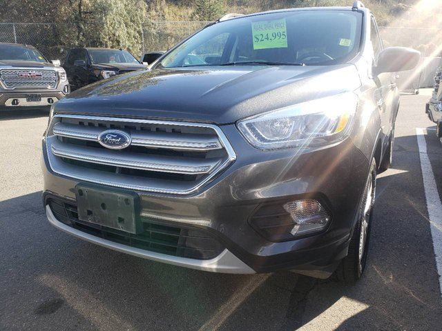 2017 FORD ESCAPE SE in Kamloops, British Columbia