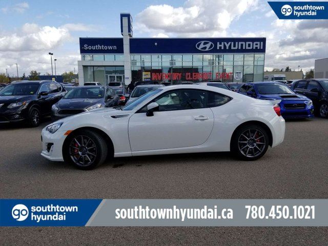 2018 SUBARU BRZ SPORT-TECH RS/ BACK UP CAM/NAV/HEATED SEATS in Edmonton, Alberta
