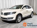 2016 Lincoln MKX RESERVE AWD | HEATED STEERING WHEEL | HEATED FRONT + BACK SEATS | LANE KEEP ASSIST | ADAPTIVE CRUISE | TECHNOLOGY PACKAGE in Red Deer, Alberta