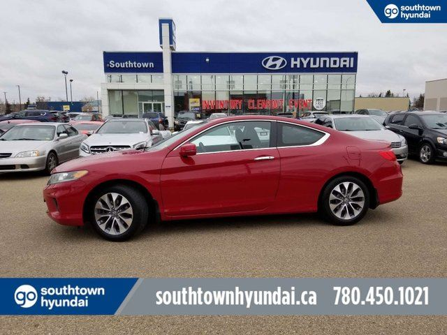 2013 HONDA Accord EX/BACK UP CAM/HEATED SEATS/BLUETOOTH in Edmonton, Alberta