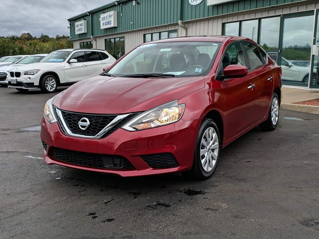 2018 NISSAN SENTRA 1.8 SV HEATED FRONT SEATS/BACK UP CAMERA/BLUETOOTH/CRUISE in Lower Sackville, Nova Scotia
