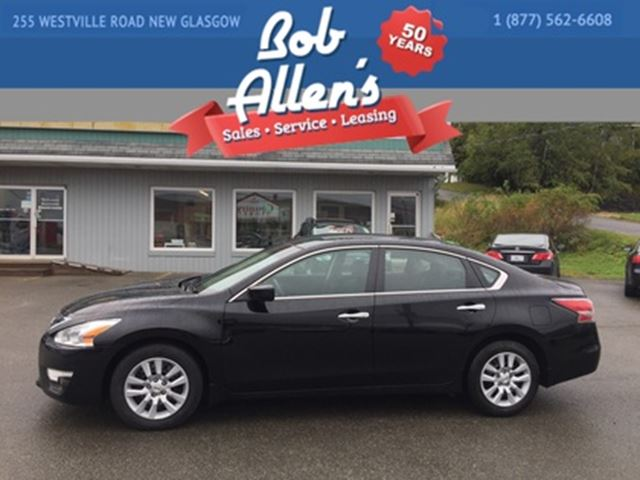 2015 NISSAN ALTIMA 2.5 S in New Glasgow, Nova Scotia