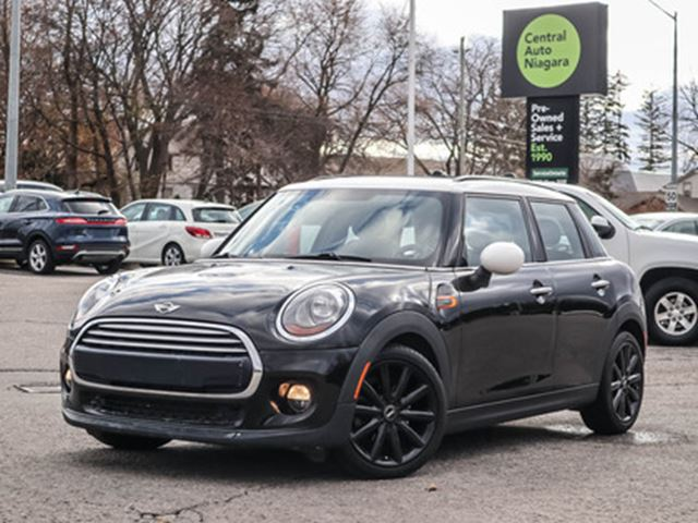2015 MINI COOPER PANO-ROOF   LEATHERETTE   HEATED SEATS   BLUETOOTH in Fonthill, Ontario
