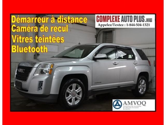 2015 GMC TERRAIN SLE *Mags, Caméra recul, Fogs, Bluetooth in Saint-Jerome, Quebec