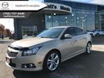 2012 Chevrolet Cruze           in Barrie, Ontario