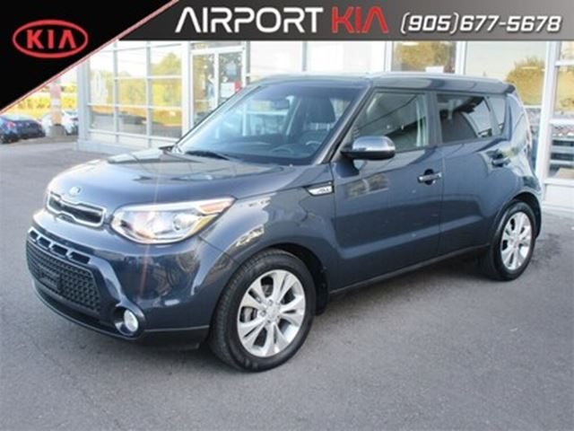 2015 KIA Soul EX+ Lease return/No Accidents/Camera/Heated seats/ in Mississauga, Ontario