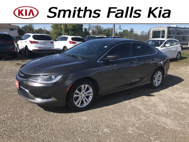 2015 Chrysler 200 LIMITED in
