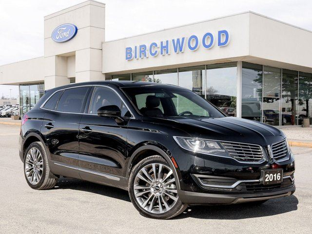 2016 LINCOLN MKX Reserve Tech, Cargo Acc, Climate Pkg | PwrLiftgate in Winnipeg, Manitoba
