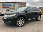 2011 Lincoln MKX AWD Leather Navigation Double Sunroof in St Catharines, Ontario