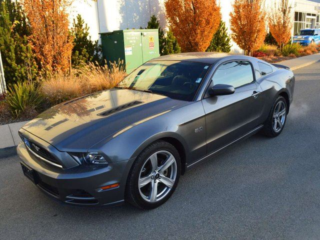 2013 FORD MUSTANG MUSTANG GT in Kamloops, British Columbia