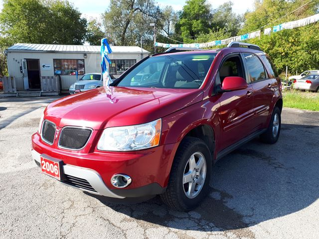2006 PONTIAC TORRENT Certified,Low kms!! in Oshawa, Ontario