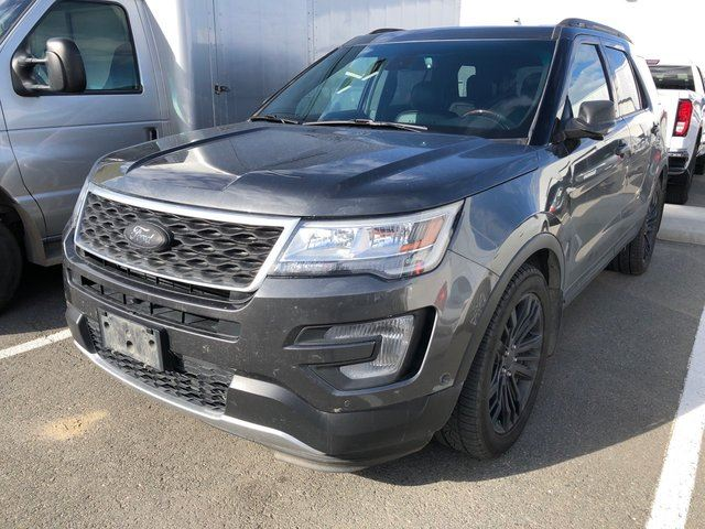 2017 FORD EXPLORER Platinum in Kamloops, British Columbia