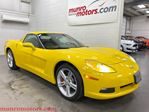 2008 Chevrolet Corvette Velocity Yellow, Automatic, Low KMS Clean Carfax in St George Brant, Ontario