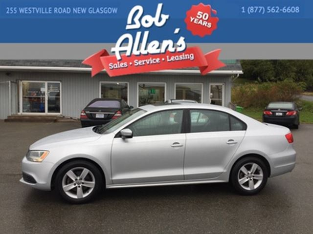 2014 VOLKSWAGEN Jetta  Comfortline in New Glasgow, Nova Scotia