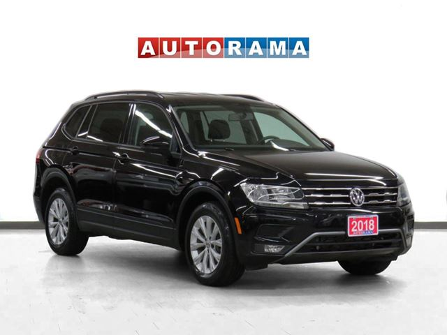 2018 Volkswagen Tiguan 4WD Backup Cam Android Auto/Apple Carplay in North York, Ontario