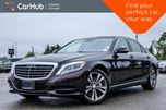 2016 Mercedes-Benz S-Class S 550 4Matic Navi Pano Sunroof Backup Cam Bluetooth Leather 19Alloy Rims in Bolton, Ontario