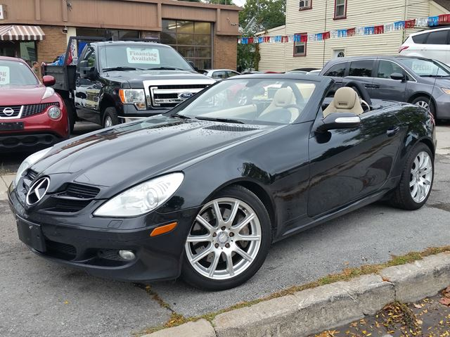 2008 MERCEDES-BENZ SLK-Class 3.5L Pristine Condition-Like New!!! in St Catharines, Ontario