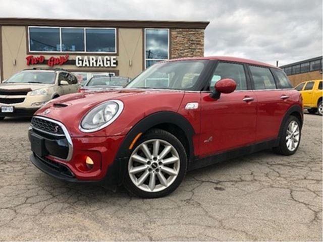 2018 MINI COOPER Clubman   Auto   AWD   Panoroof   Bluetooth in St Catharines, Ontario