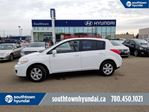 2009 Nissan Versa SL/POWER OPTIONS/CRUISE CONTROL/AC in Edmonton, Alberta