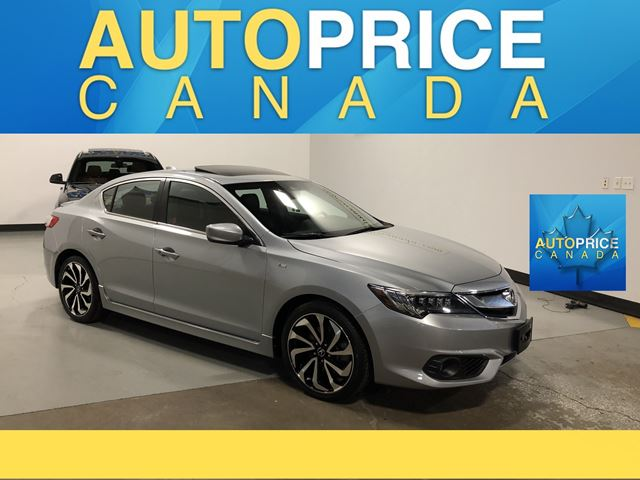 2017 ACURA ILX A-Spec A-SPEC|NAVIGATION|MOONROOF in Mississauga, Ontario