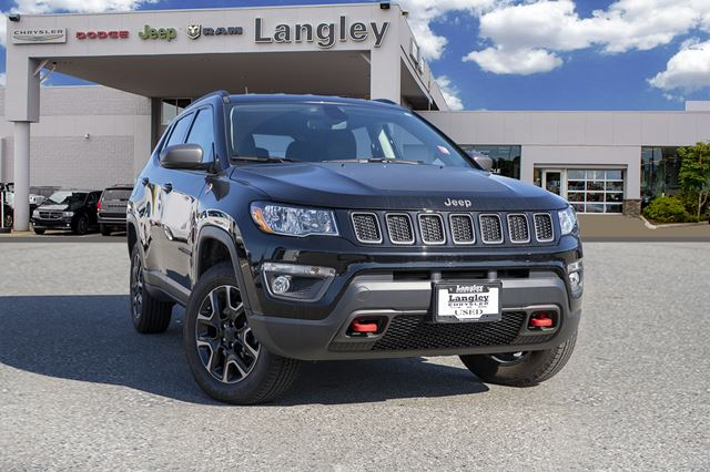 2019 JEEP COMPASS Trailhawk  - Off Road Ready in Surrey, British Columbia