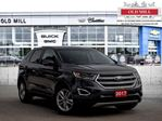 2017 Ford Edge SEL AWD Heated Seats V6 Rear View CAM Rear Park As in Toronto, Ontario
