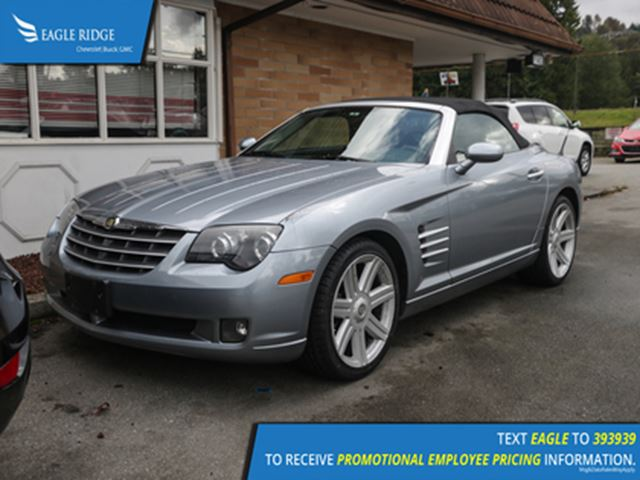 2006 CHRYSLER CROSSFIRE Limited in Coquitlam, British Columbia