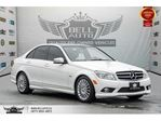 2010 Mercedes-Benz C-Class C 250, 4MATIC, NO ACCIDENT, SUNROOF, HEATED SEATS, in Toronto, Ontario