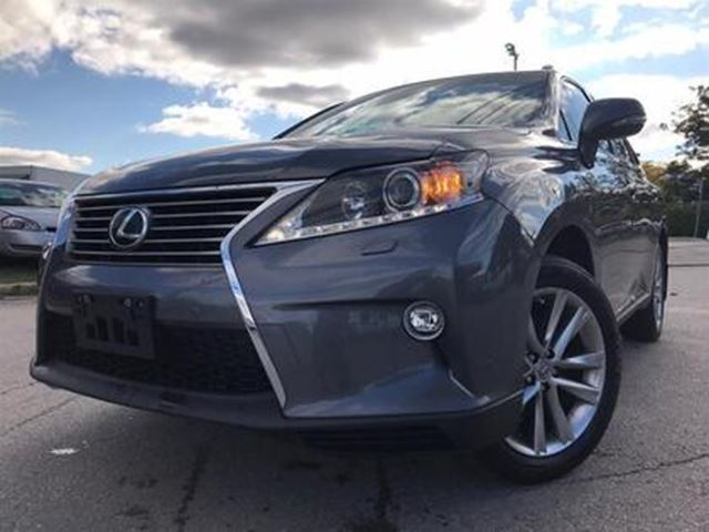 2015 LEXUS RX 350 6A in Mississauga, Ontario