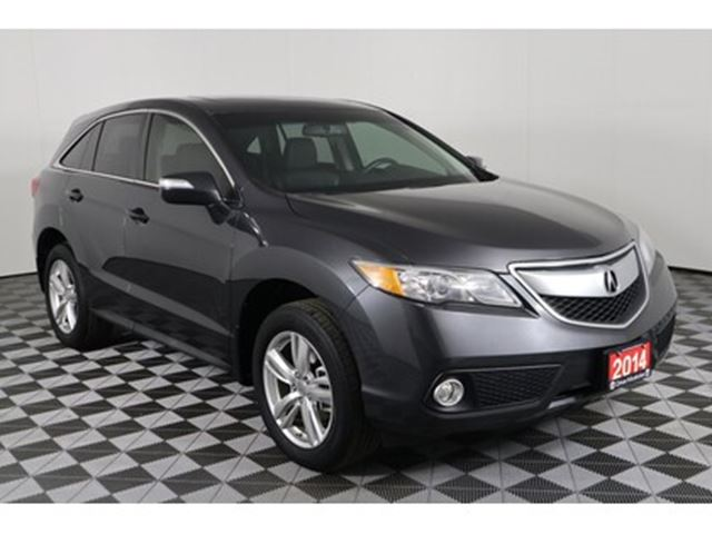 2014 Acura RDX 3.5L, V6, AUTO, AWD, SUNROOF, LEATHER, BACK-UP CAM in