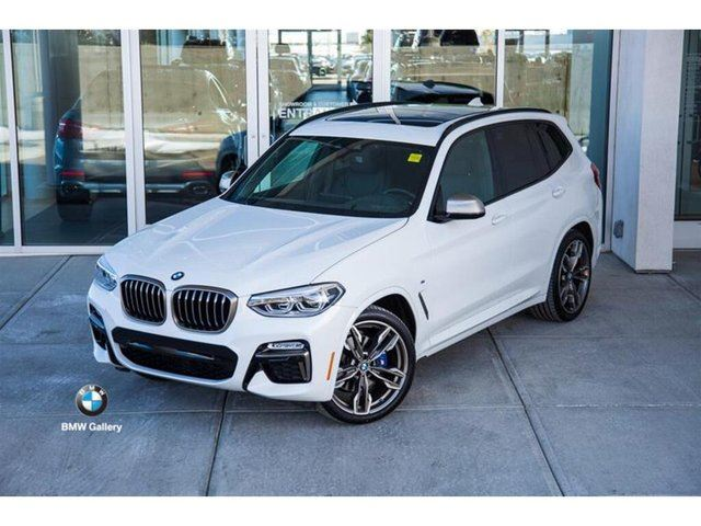 2018 BMW X3 - M Performance Navigation Low Mileage in Calgary, Alberta