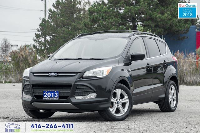 2013 FORD Escape Pano*Roof*NavGps Certified Clean Carfax We Finance in Toronto, Ontario