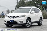 2014 Nissan Rogue SL AWD TECH 1Owner CleanCarfax Certified WeFinance in Toronto, Ontario