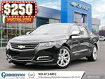 2019 Chevrolet Impala 2LZ Premier/V6, LEATHER,NAVIGATION,SUNROOF in Georgetown, Ontario