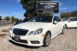 2010 Mercedes-Benz E550 E 550 ONE OWNER NAVI PANO ROOF NO ACCIDENT in Mississauga, Ontario