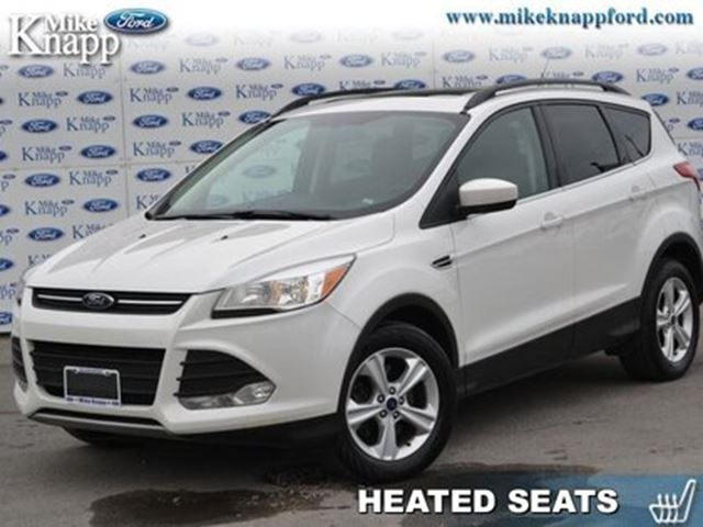 2014 Ford Escape SE - Bluetooth -  Heated Seats in