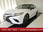2018 Toyota Camry XSE *Accident Free, Always Owned In MB!* in Winnipeg, Manitoba