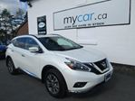 2018 Nissan Murano SV PANOROOF, NAV, HEATED PWR SEAT, BACKUP CAM!! in North Bay, Ontario