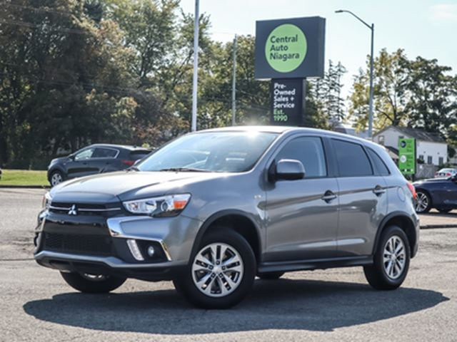 2019 MITSUBISHI RVR 4WD   HEATED SEATS   REVERSE CAM   BLUETOOTH in Fonthill, Ontario