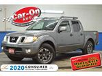 2019 Nissan Frontier PRO-4X 4x4 LEATHER NAV SUNROOF REAR CAM HTD SEATS in Ottawa, Ontario