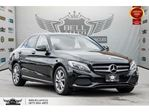 2016 Mercedes-Benz C-Class C 300, 4MATIC, NAVI, BACK-UP CAM, HEADS-UP DIS, SE in Toronto, Ontario