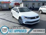 2015 Volkswagen Jetta  TDI DSG Highline   LEATHER   ROOF   HEATED SEATS in London, Ontario