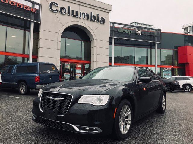 2015 CHRYSLER 300 Touring - No Accident/Local/Nav/Leather/Pano Sunroof in Richmond, British Columbia
