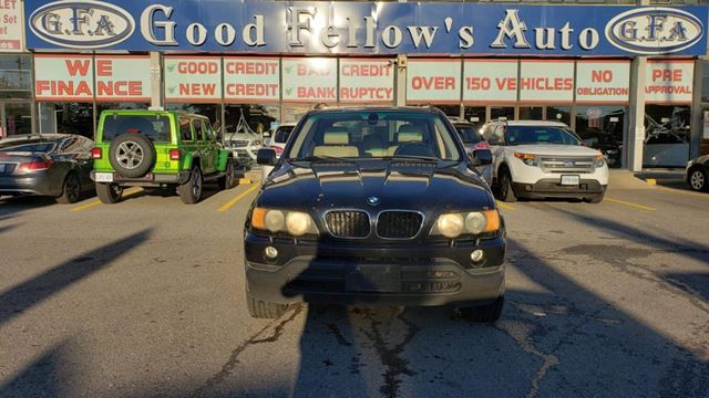 2003 BMW X5 X5 MODEL, 3.0L 6CYL, AWD, LEATHER & POWER SEATS in North York, Ontario