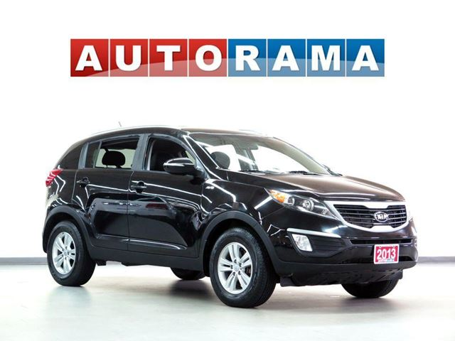 2013 Kia Sportage 4WD EX Leather Sunroof in North York, Ontario