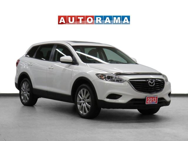 2013 MAZDA CX-9 GS 4WD Heated Seats in North York, Ontario