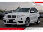 2013 BMW X3 xDrive35i in Whitby, Ontario