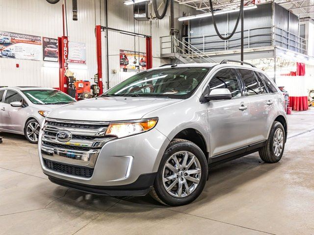 2012 FORD EDGE Limited in Laval, Quebec