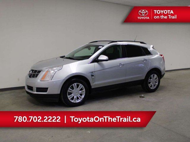 2011 CADILLAC SRX SRX 3.0 AWD; LEATHER, HEATED SEATS, CAR STARTER, SMART KEY in Edmonton, Alberta